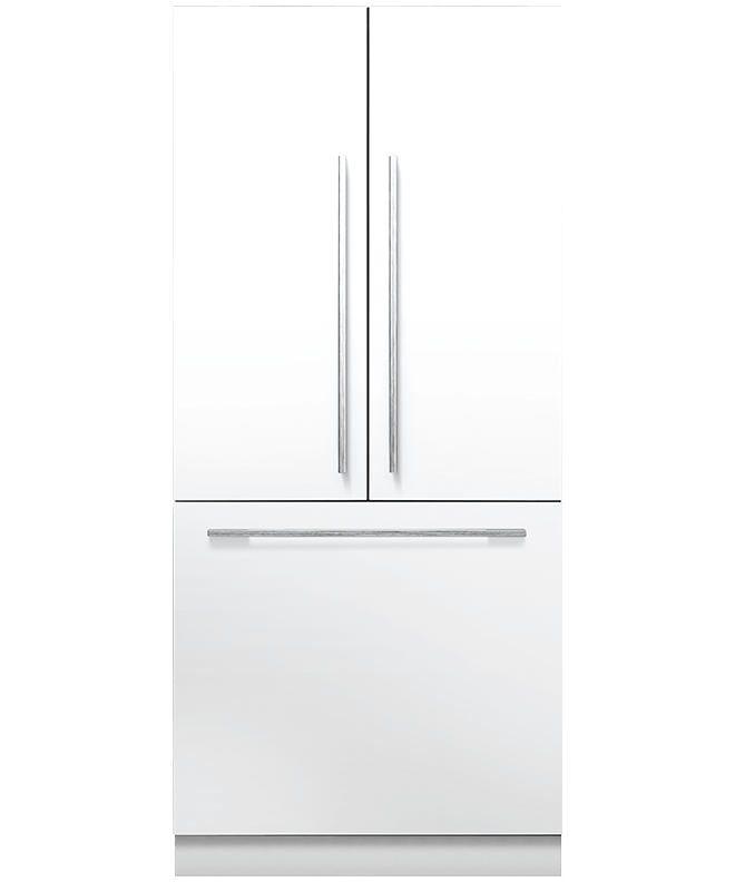 Fisher Paykel /   ActiveSmart™ Refrigerator French Door Integrated With Ice  U2013 Tall   24300