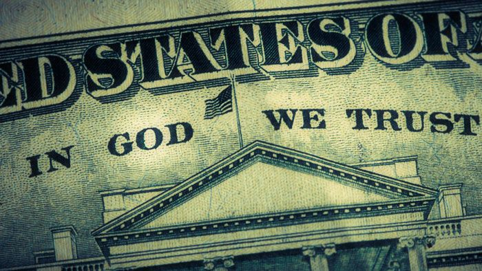 "Group of Atheists, Humanists Sues to Remove National Motto ""In God We Trust"" from U.S. Currency—First Liberty Fights Back"