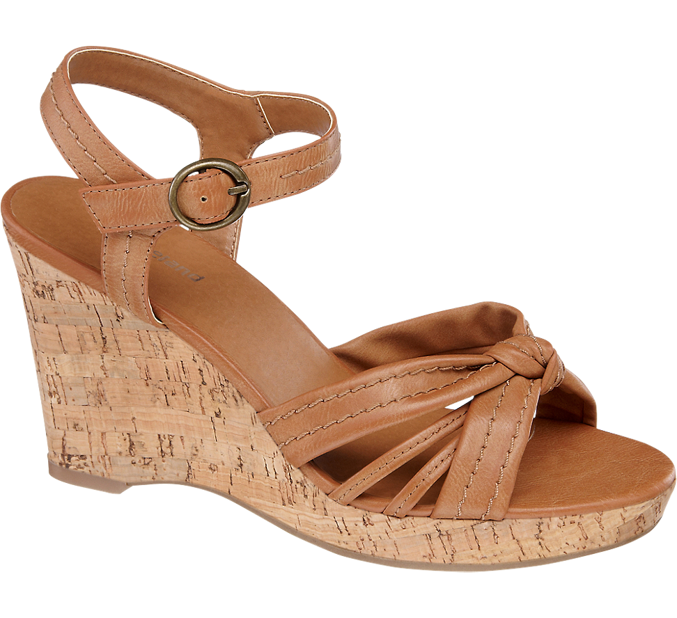 new concept 7ac88 3eb2b Graceland Sandalo con la zeppa | Shoes are a girl's best ...