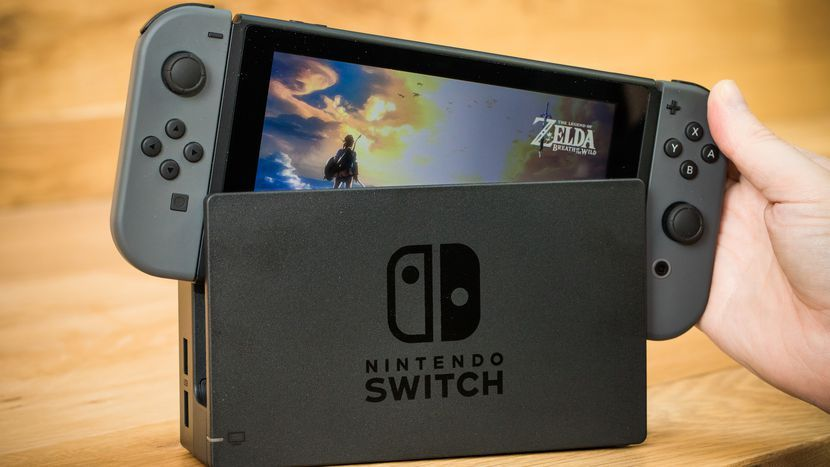 Nintendo Switch review: Pure fun on a big-screen TV or on the go
