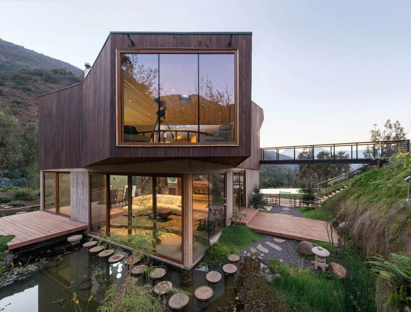Abstract Eco-Friendly Homes | Architecture, House seasons ... on nature architecture, natural modern architecture, natural light architecture,