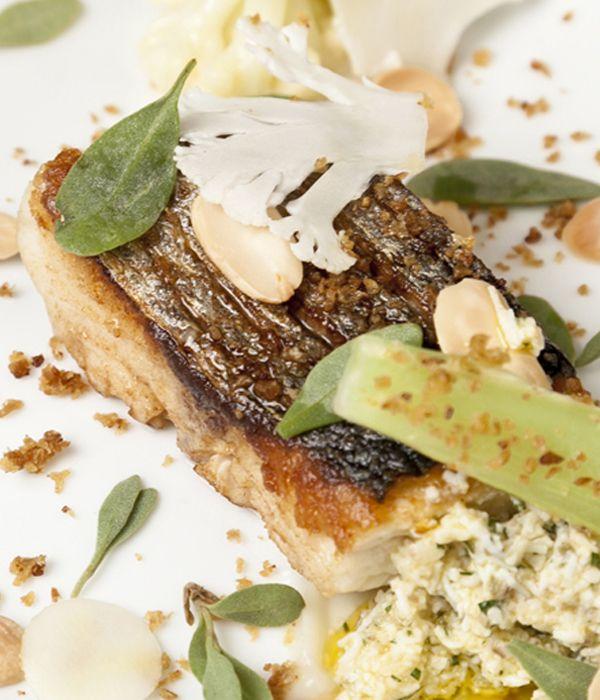 Focus On Instagram Sweetbread Cauliflower Cress Capers In