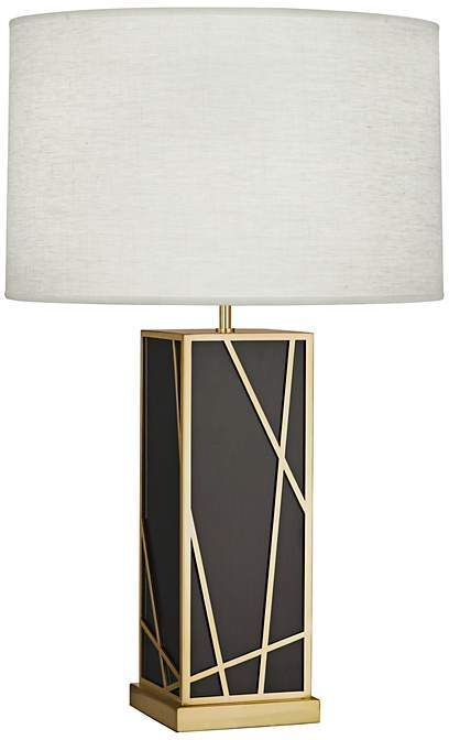 Bond Tall Table Lamp Bronze Tall Table Lamps Table Lamp Table