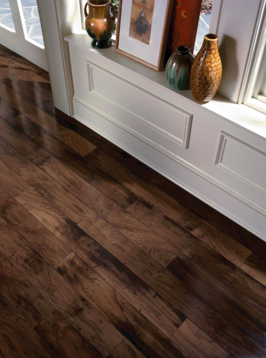 The Hawser Engineered Hardwood Flooring By Design Distinctions Is