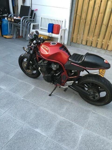 Suzuki Bandit 1200 Caferacer Streetfighter Motorcycles Pinterest