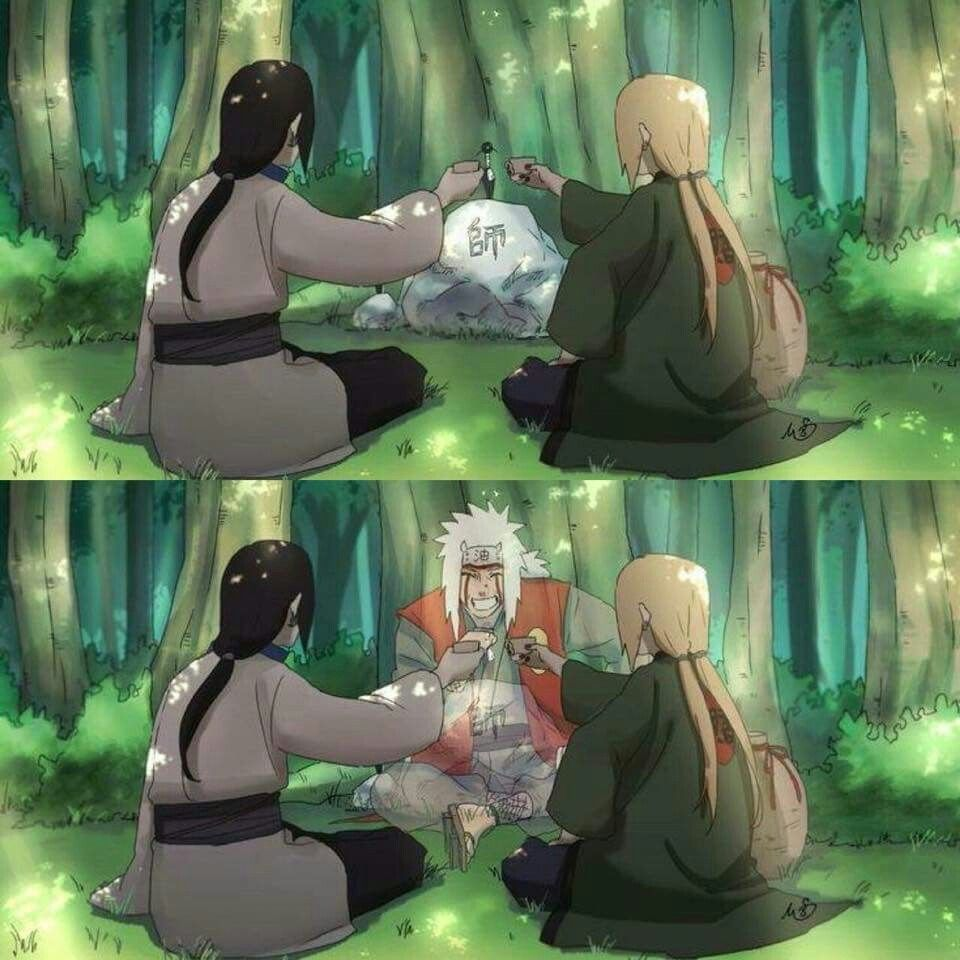 Naruto: Can I cry now? This is so beautiful! Please let me cry tears of happiness!