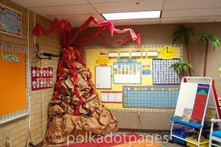 Volcano in the classroom!