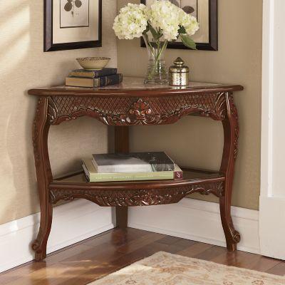 Corner Marble Table Table Decor Living Room Corner Table Designs Ornate Furniture