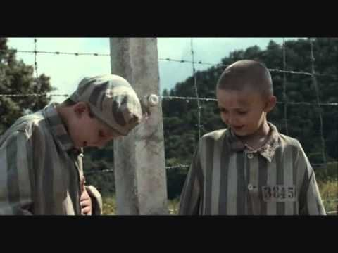the boy in the striped pajamas theme