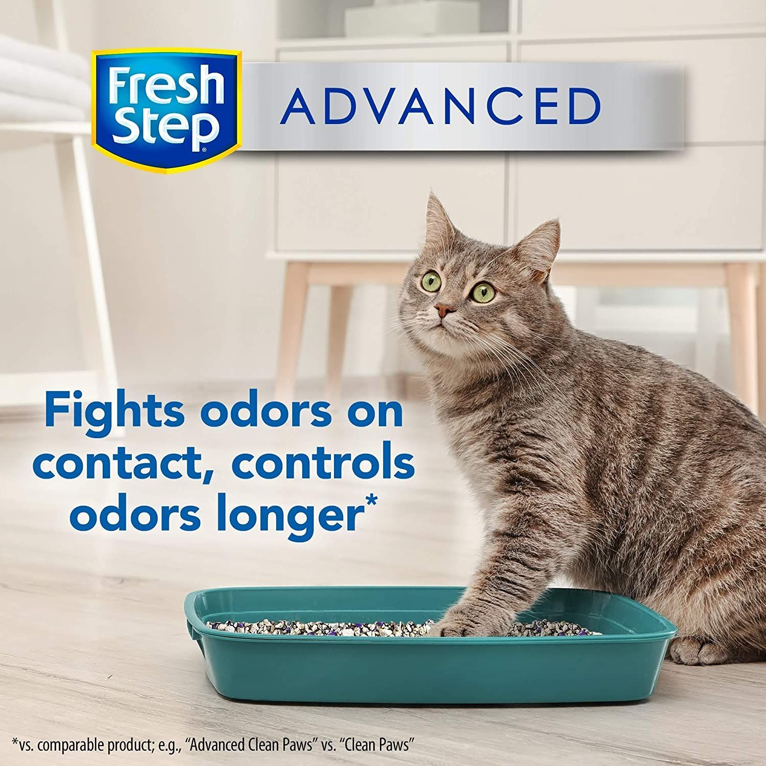 Fresh Step MultiCat Clumping Litter with Febreze in 2020