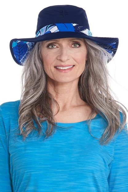 ed5a957b244a0 This bucket hat is great for wearing on the boat or in the water. Chlorine  Resistant Bucket Hat - Shop Womens Hats - Coolibar: Sun Protective Clothing  - ...