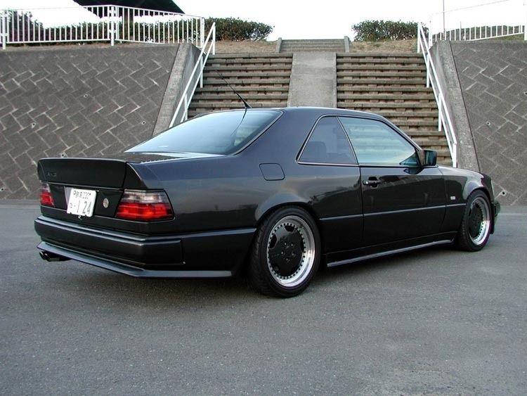 1986 mercedes benz 300ce amg hammer mercedes benz br 124 for Mercedes benz 300ce