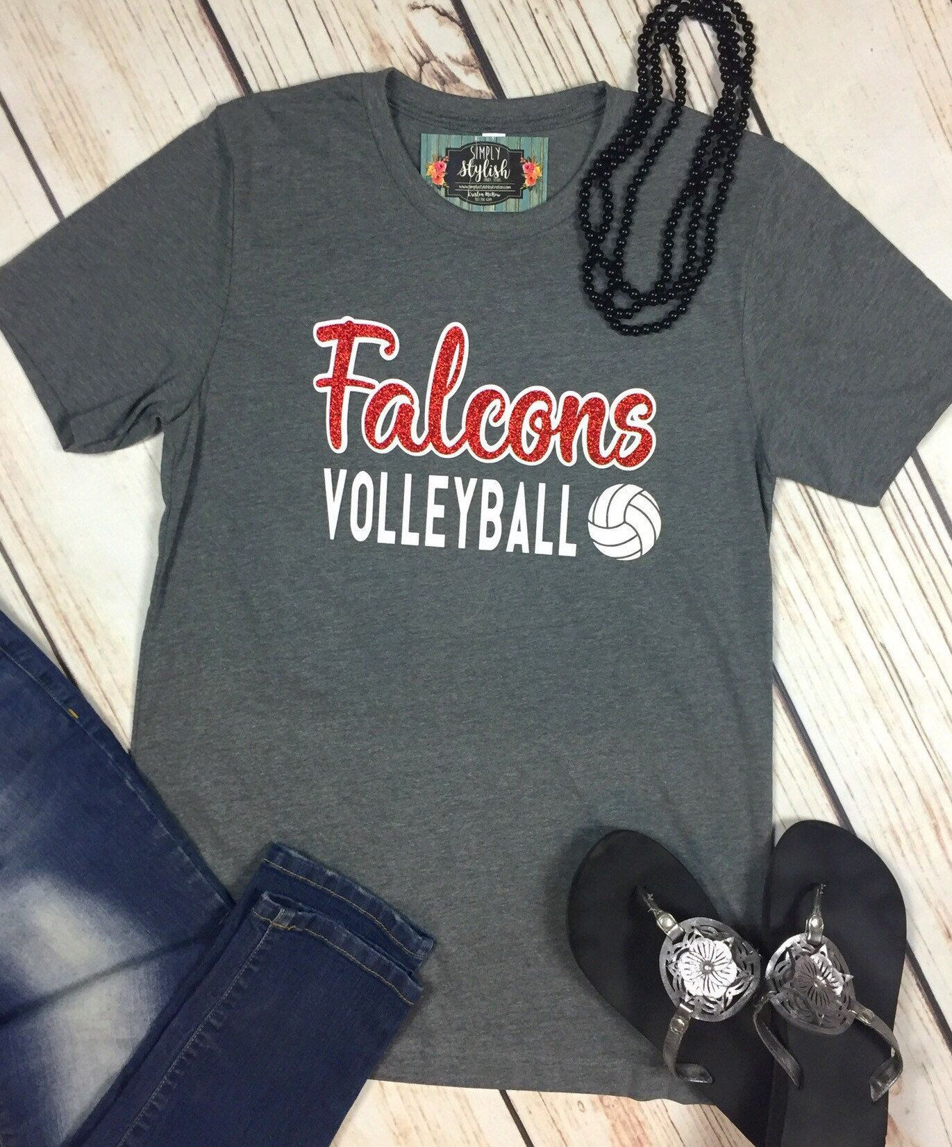 Volleyball T Shirt Volleyball Team Shirt Volleyball Mom Personalized Volleyball Tee Custom Volleyball Volleyball Tshirts Volleyball Team Shirts Game Day Shirts