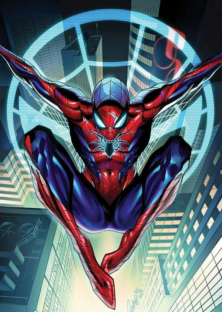 Человек-Паук | Марвел, Супергерои, Комиксы