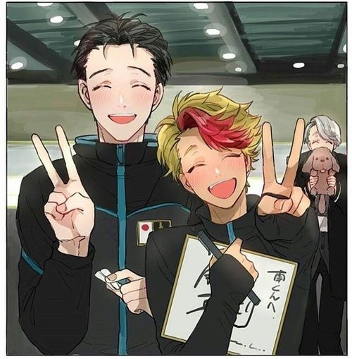 Image about yuri on ice in Yuri!!! on Ice by ren