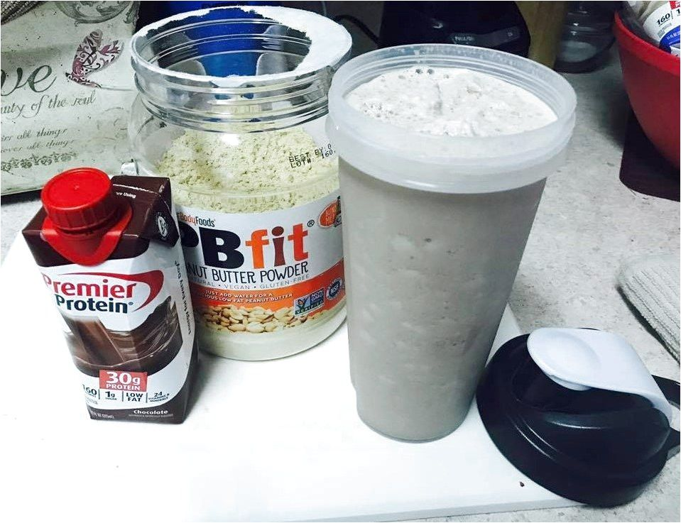 Friends if you havent tried the premier chocolate protein