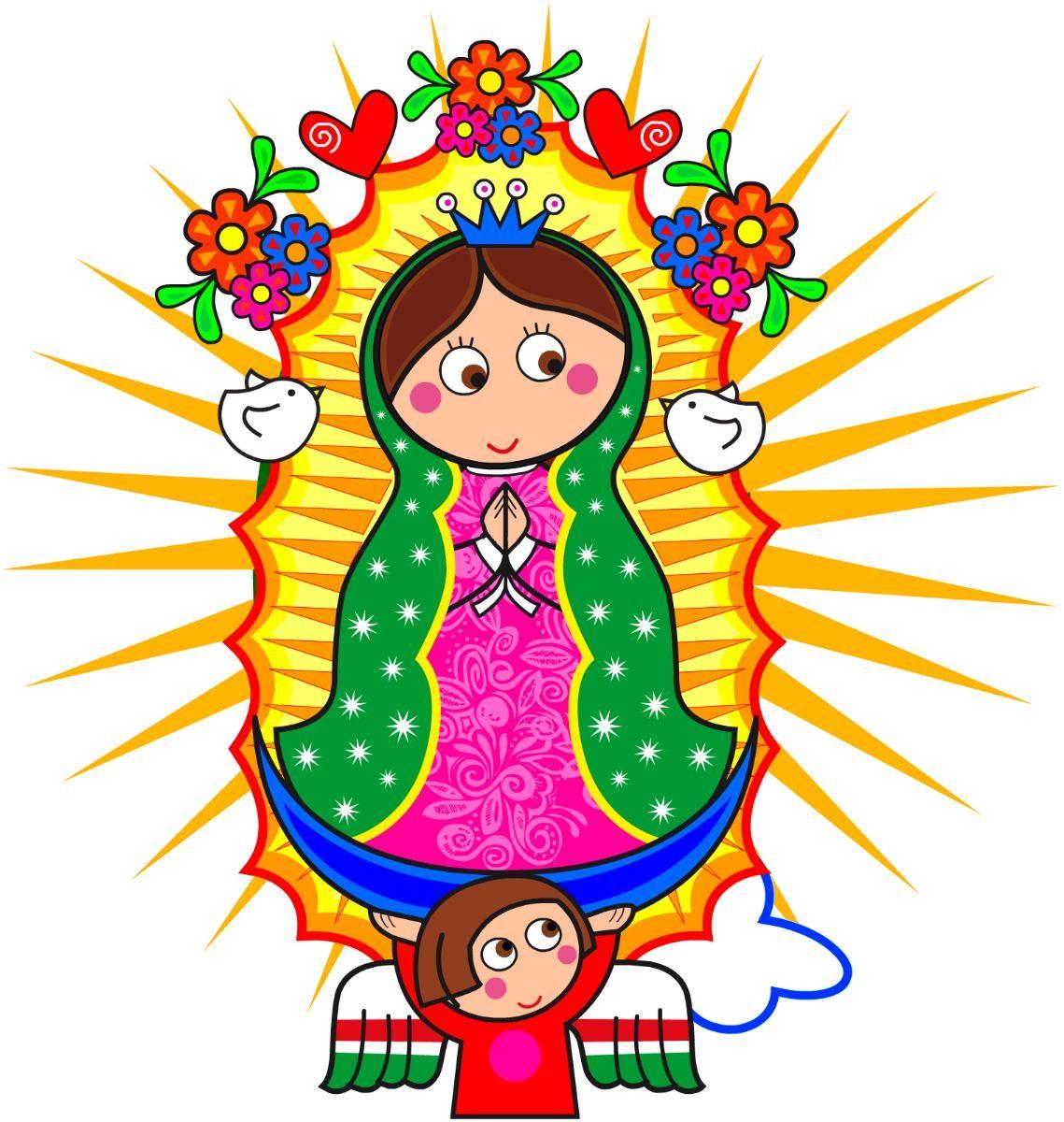 Decoracion Primera Comunion Virgen De Guadalupe ~ Virgencita plis distroller wallpaper  Imagui