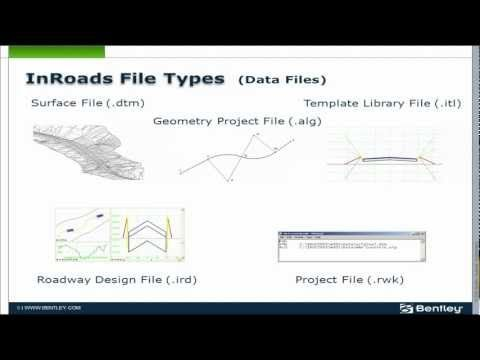Inroads Tutorial With Images Civil Engineering Geometry Projects Free Ebooks