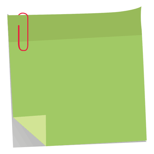 Green Sticky Note With Paperclip Ad Aff Affiliate Sticky Note Paperclip Green Sticky Notes Paper Clip Sticky