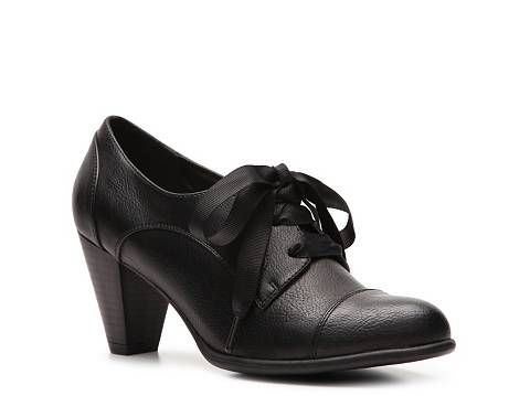 Black Mid Heel Work Shoes Kelly Katie Taragon Bootie Dsw Shoes Bootie Boots Low Heel Shoes
