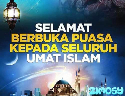 Kata Ucapan Berbuka Puasa Ramadhan Lucu Gokil Romantis Dengan