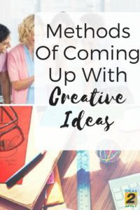 creative projects how to come up with one creativity pinterest