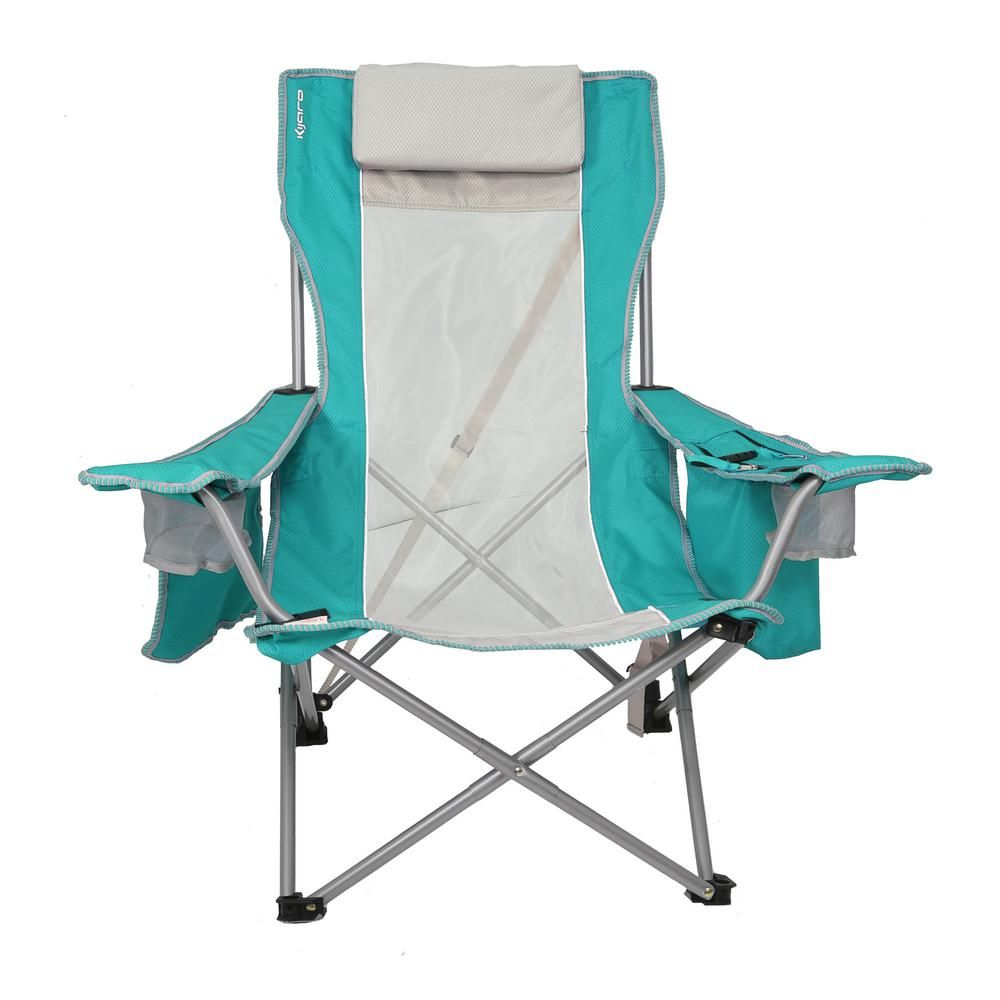 Kijaro Ionian Turquoise Beach Sling Chair Best Beach Chair
