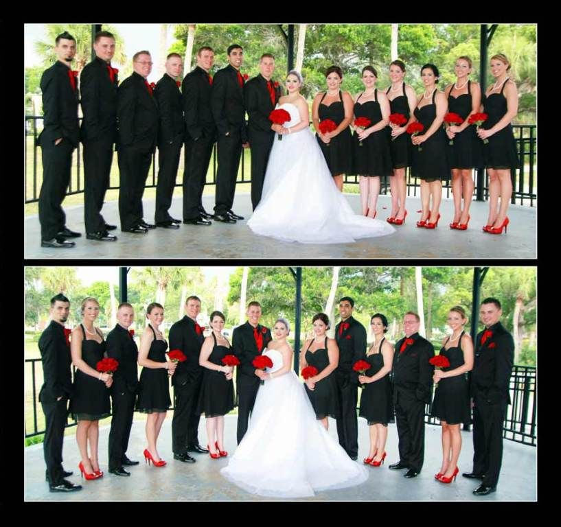I Love This But Instead Of Red My Wedding Is Gonna Be Black N Orange