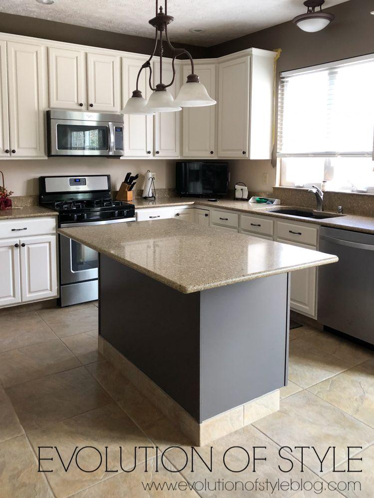 Best Updating A Brown Kitchen Kitchen Brown Kitchens 640 x 480