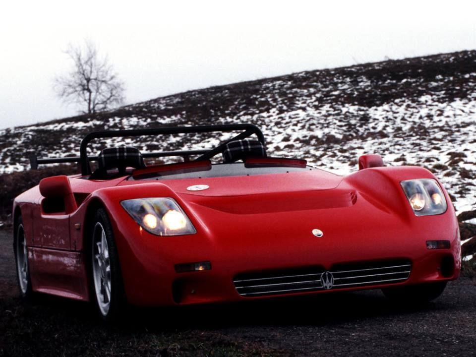MASERATI BARCHETTA | Maserati, Voiture de sport, Constructeur automobile