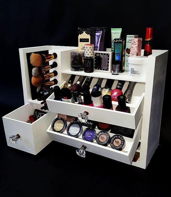 La colecci n de bella tiene organizadores de maquillaje al siguiente nivel mi pasi n por el - Organizador profesional ...