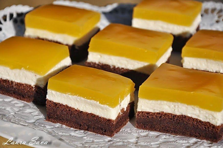 Prajitura Cu Branza Si Fanta Retete Culinare Cu Laura Sava Cele Mai Bune Retete Pentru Intreaga Familie Easy Cake Recipes Oreo Recipes Oreo Dessert