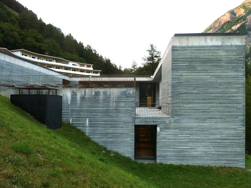 vals thermal baths architecture pinterest peter zumthor and architecture. Black Bedroom Furniture Sets. Home Design Ideas