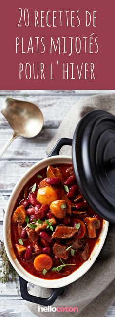 20 recettes r confortantes de plats mijot s pour l 39 hiver - Recette de cuisine pour l hiver ...