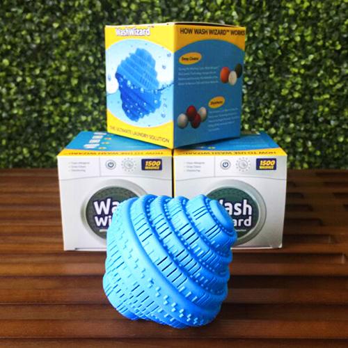 Wash Wizard Laundry Detergent Laundry Ball Laundry