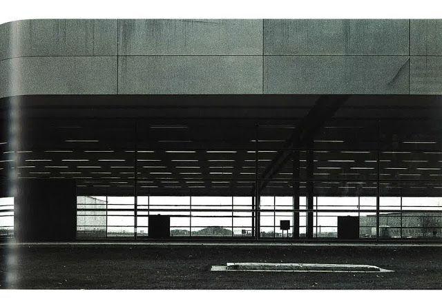 Sports Hall, Landskrona Sweden (1965) | Arne Jacobsen