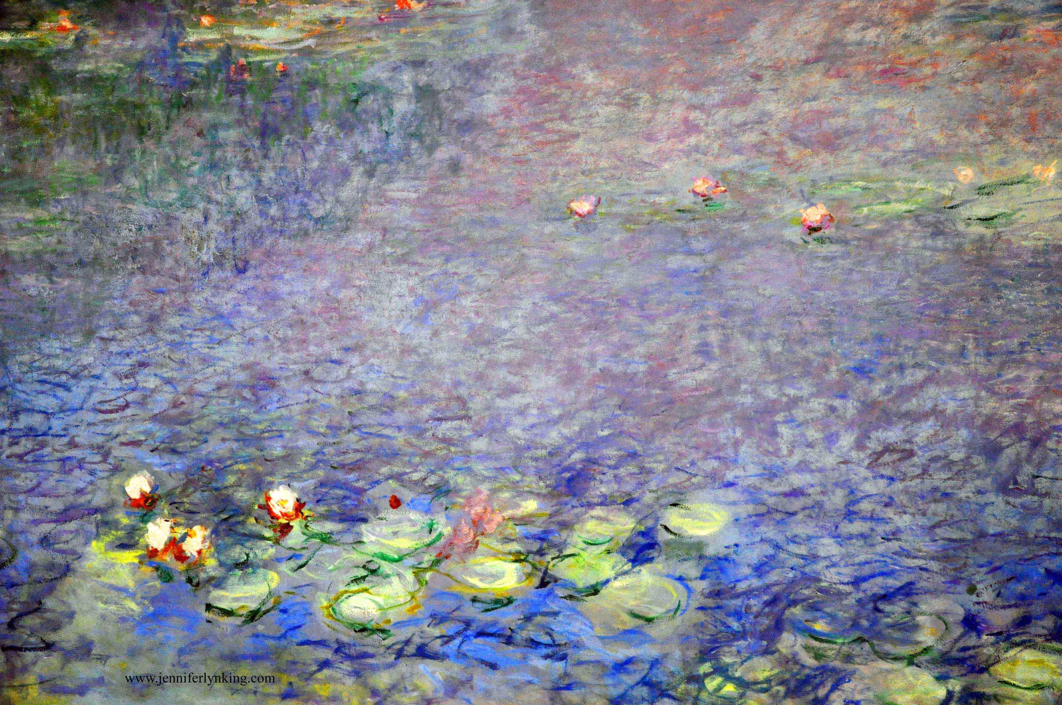 17 Best images about Claude Monet lilies on Pinterest   Gardens ...