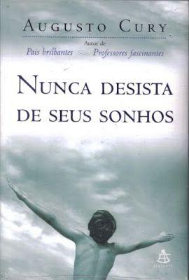Titulo Nunca Desista De Seus Sonhos Autor Augusto Cury Paginas