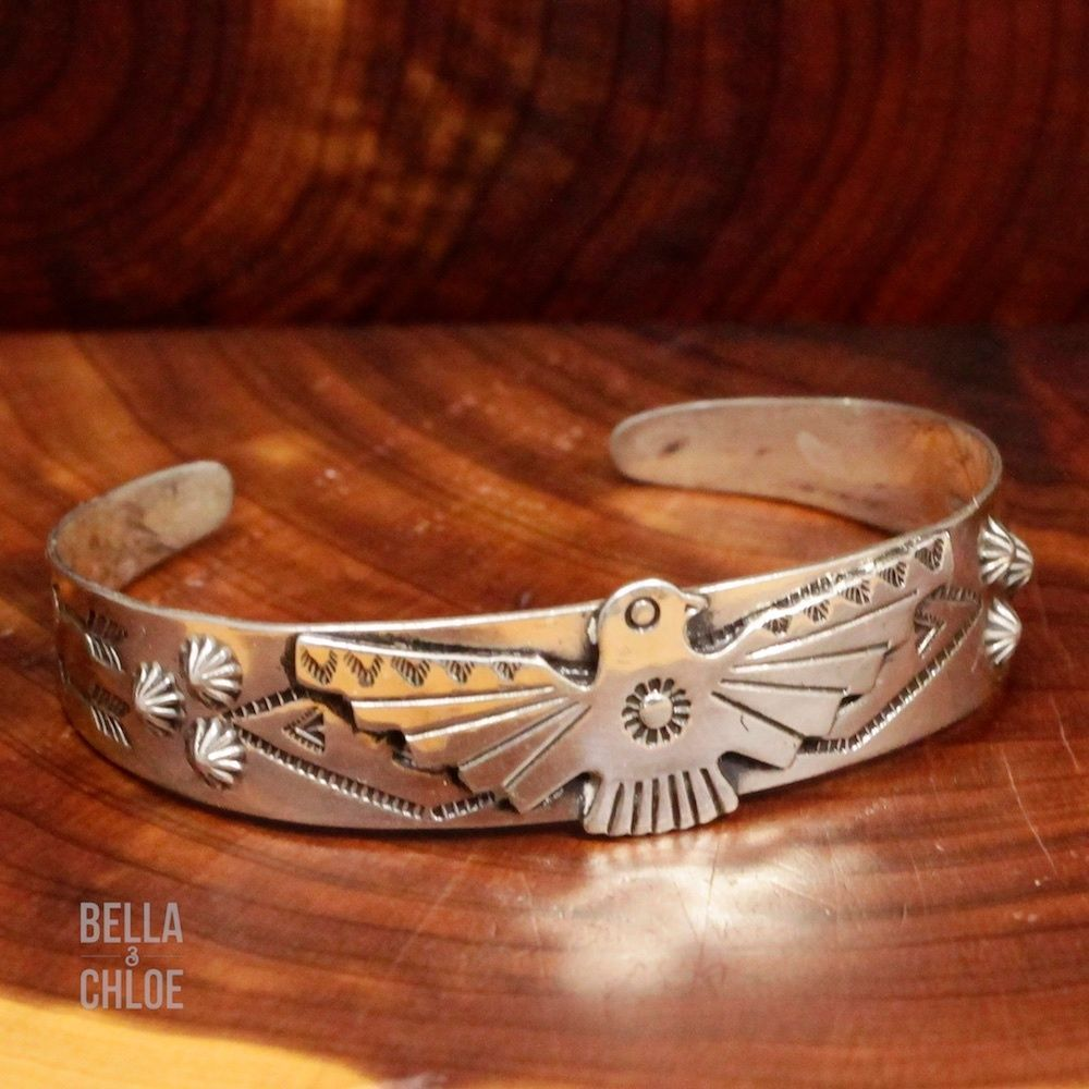 Sku: NO8861. Metal Weight: 13.8g. Type: Bracelet. Metal Purity: .925. View our Feedback. Click here to view full size.