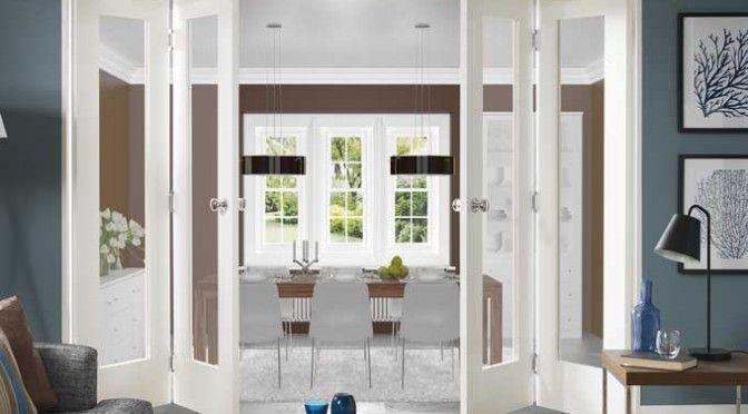 Tri-fold-dividing-doors | Sunroom | Pinterest | Tri fold, Doors and ...