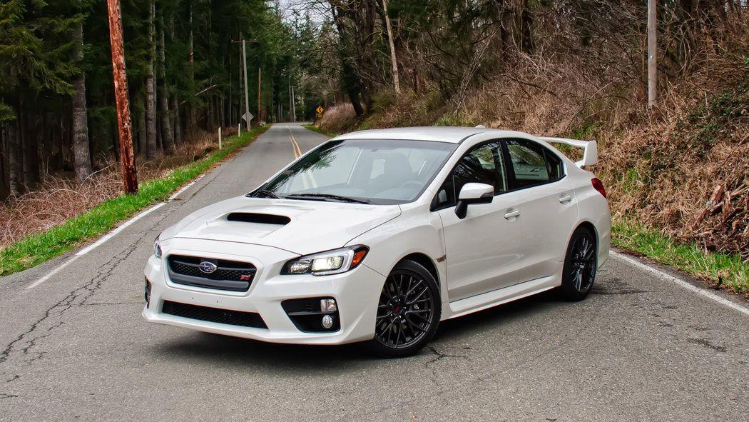 2015 Subaru WRXSTI Image Branded Logos Pinterest