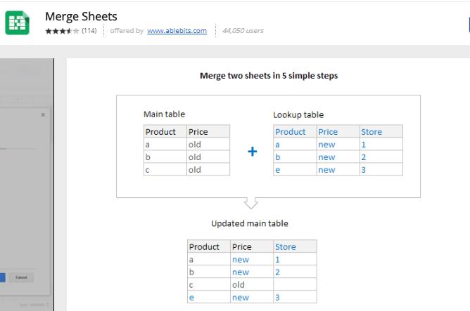 8 Vital Google Sheets AddOns for Better Spreadsheets