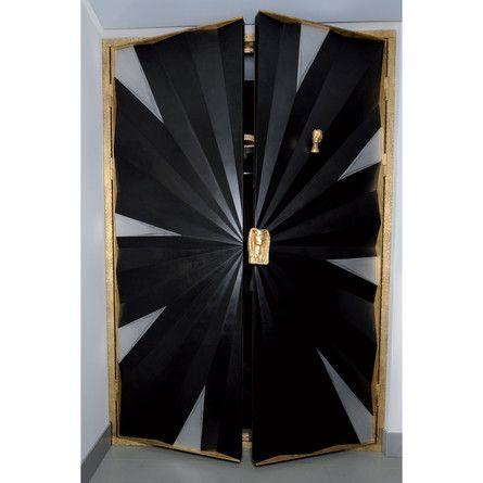 Doors  gates - Inside door - Pouenat Ferronnier Doors Pinterest - Peindre Un Encadrement De Porte