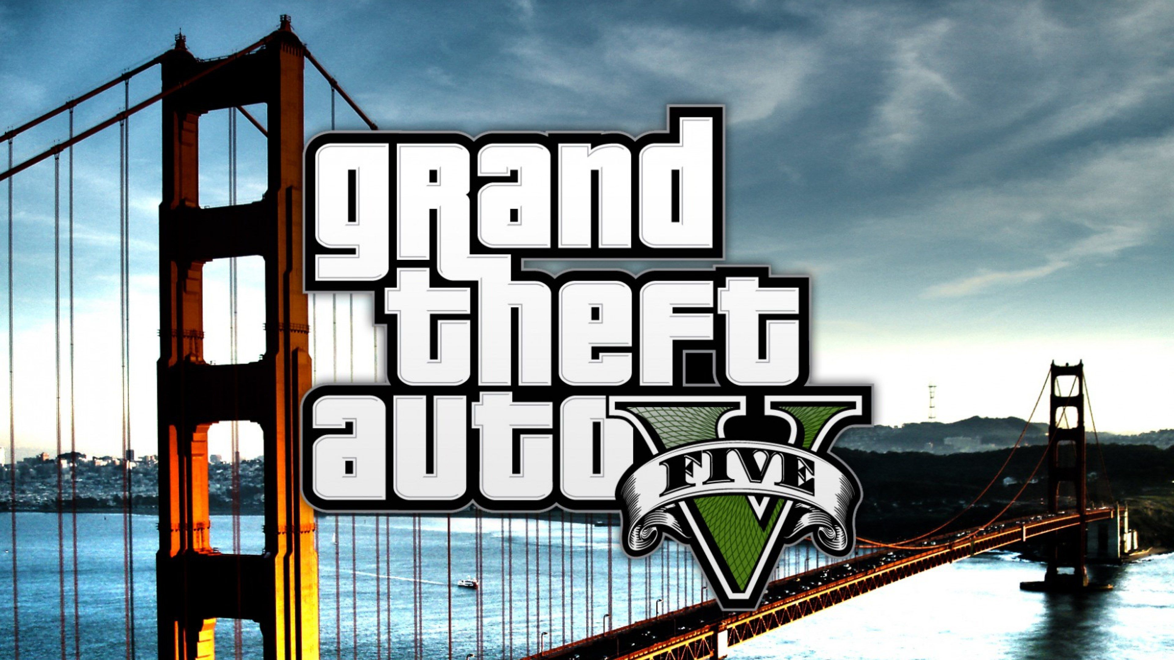 3840x2160 Gta 5 4k Best Desktop Wallpaper Free Download Grand Theft Auto Grand Theft Auto 3 Game Gta V