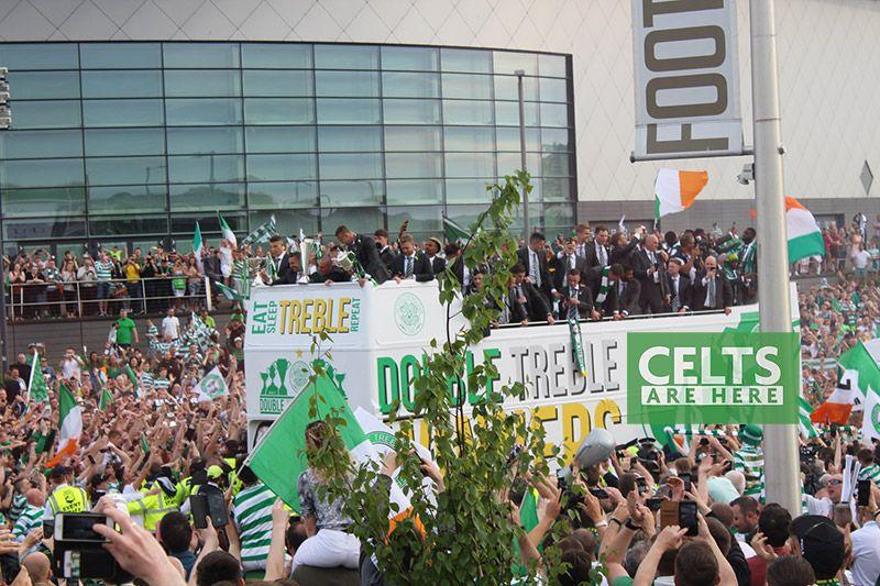 Pin on Celtic FC Treble Treble
