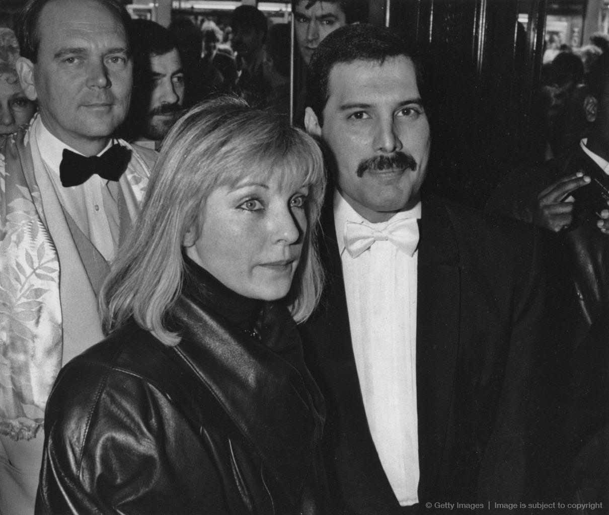 9b Mary Austin Freddie Mercury Freddy Mercury Mercury