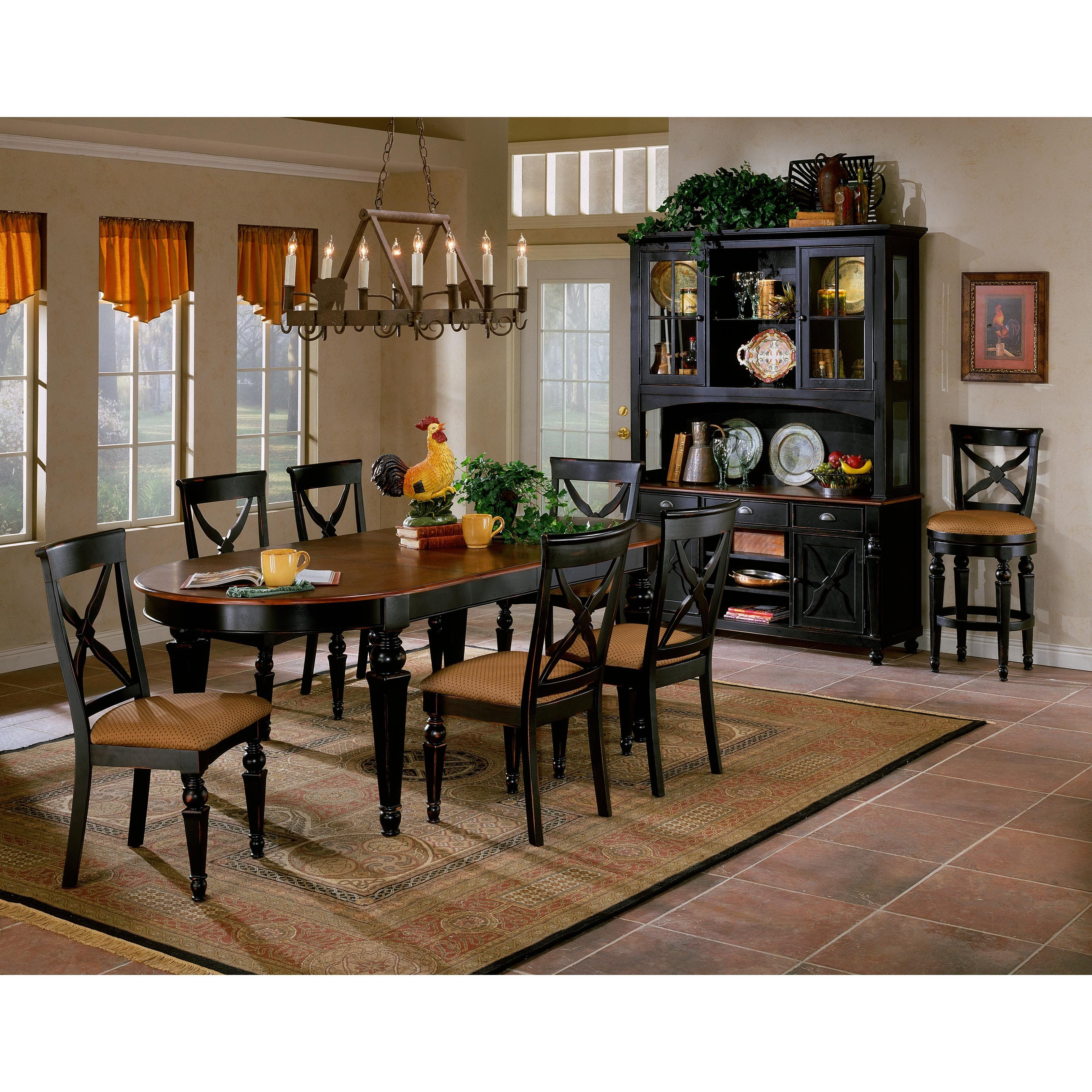 Have To Have It Hillsdale Northern Heights 7 Piece Dining Set