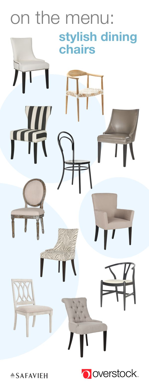 How To Pick The Best Dining Chair For Your Dining Room Overstock