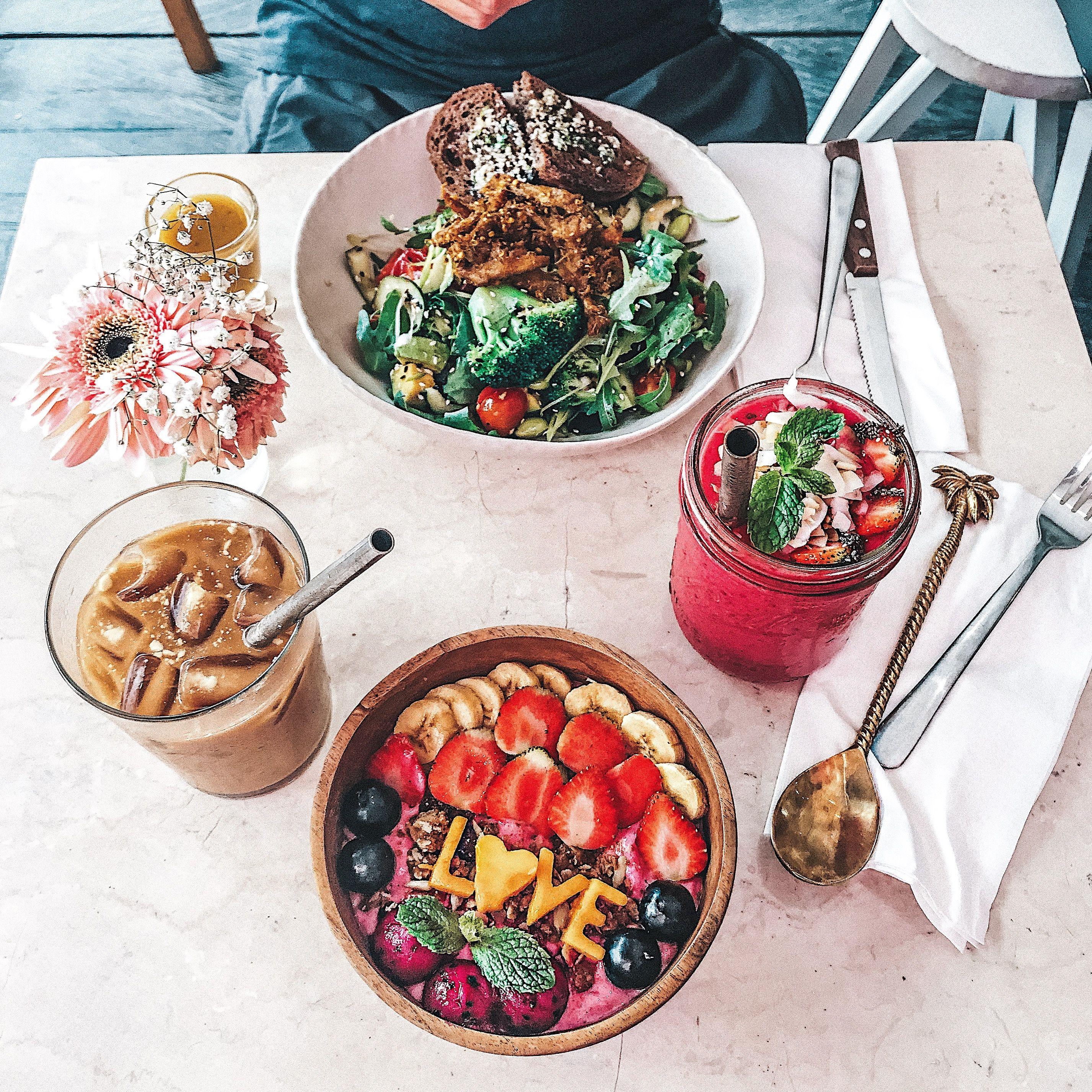 Bali Food Seminyak Kynd Community Food Lecker!♡ in