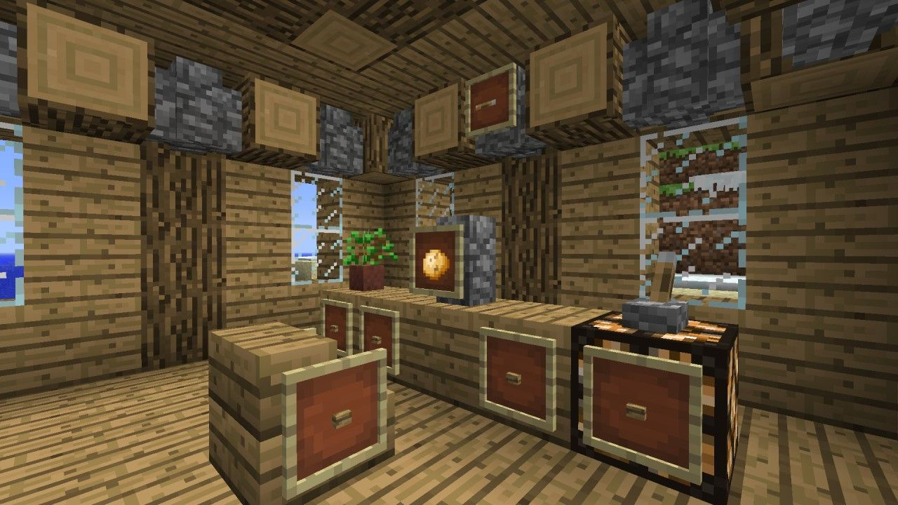 minecraft office ideas. Minecraft Room Ideas Office R